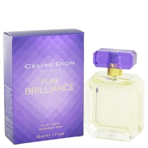 Pure Brilliance Perfume by Celine Dion EDT 50ml