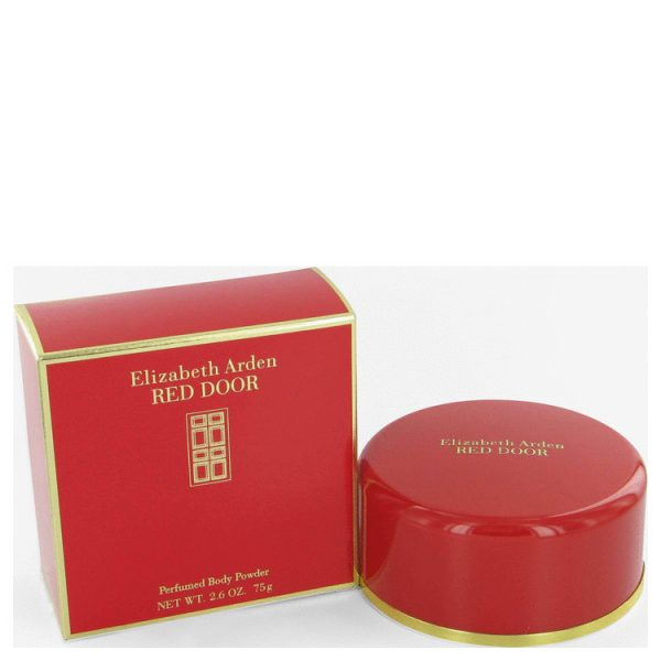 Red Door by Elizabeth Arden Body Powder 77ml