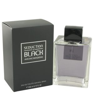 Seduction in Black Cologne by Antonio Banderas EDT 100ml