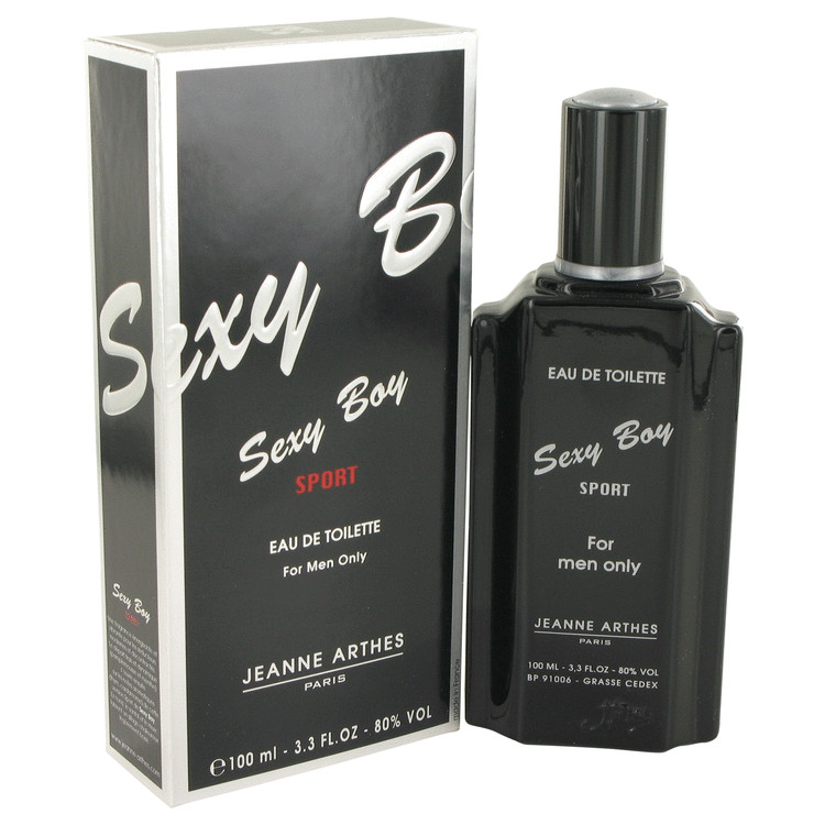 Sexy Boy Sport Cologne by Jeanne Arthes EDT 100ml