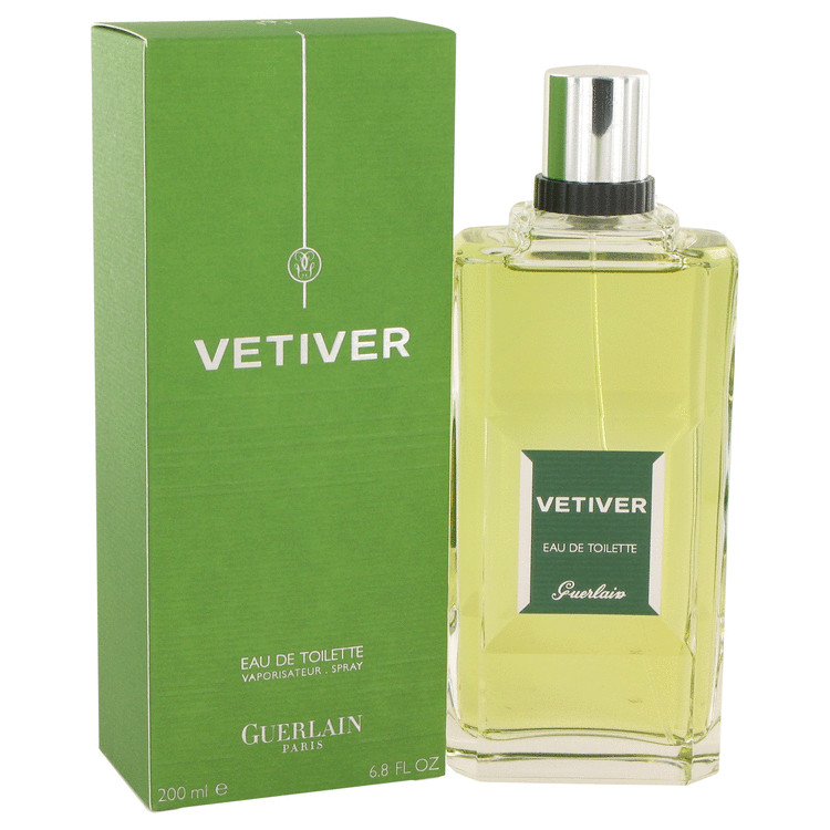 Vetiver Guerlain Cologne by Guerlain EDT 200ml
