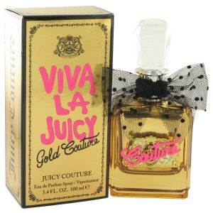 Viva La Juicy Gold Couture by Juicy Couture EDP Spray 100ml
