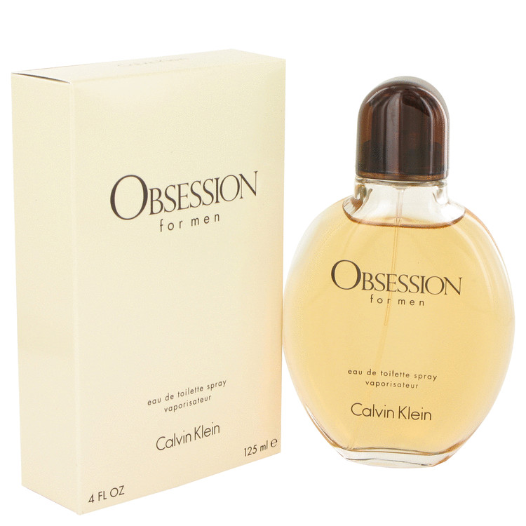 Obsession For Men by Calvin Klein EDT 125ml