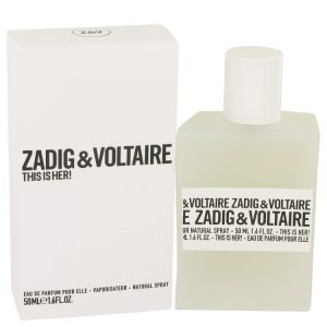 This is Her by Zadig & Voltaire EDP Spray 50ml