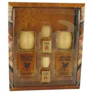English Leather Cologne by Dana Gift Set 1
