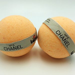 Hand Made All Natural Luxury Chanel No 5 Bath Bomb