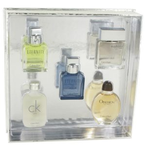 Eternity Cologne by Calvin Klein Gift Set 1
