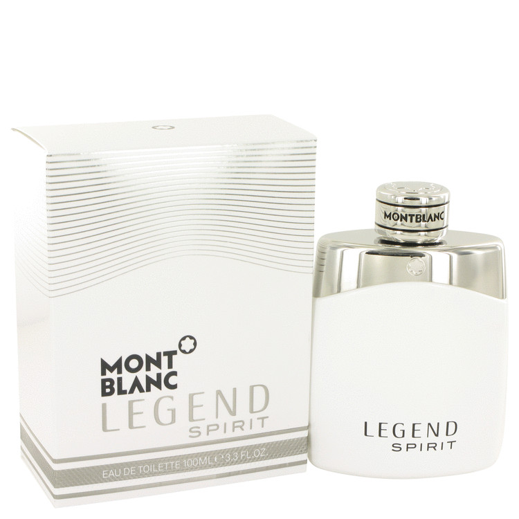 Mont Blanc Legend Spirit by Mont Blanc EDT Spray 100ml
