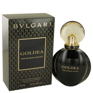 Bvlgari Goldea The Roman Night by Bvlgari Eau De Parfum Spray 75ml