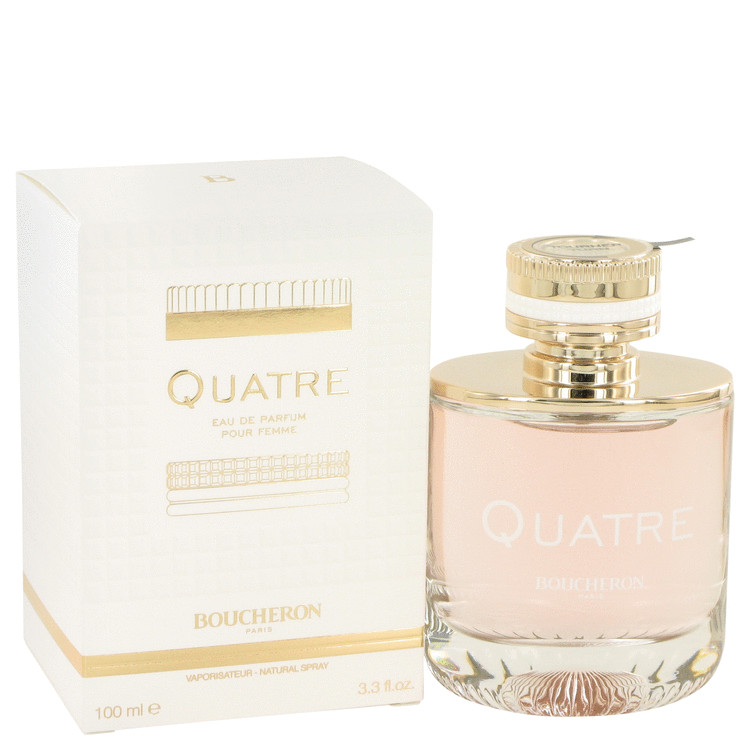 Quatre by Boucheron EDP Spray 100ml