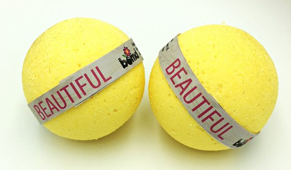 Hand Crafted All Natural J'adore Bath Bomb 135g