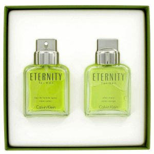 ternity Cologne by Calvin Klein Gift Set 2
