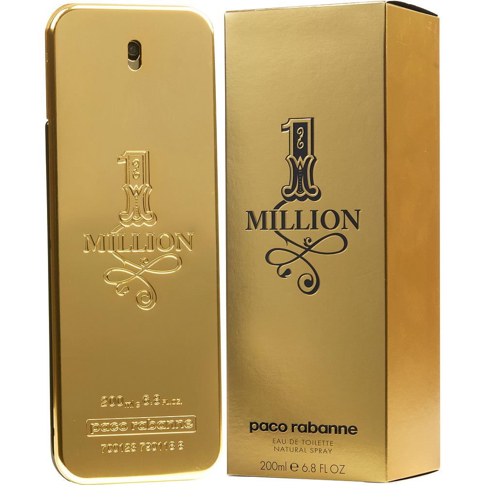 1 Million Cologne by Paco Rabanne EDT 200ml