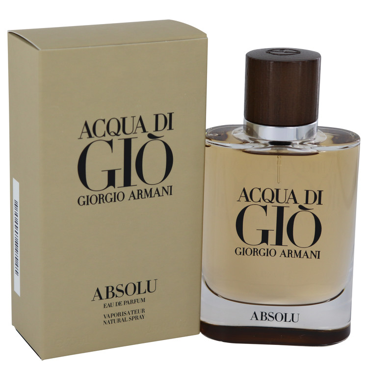 Acqua Di Gio Absolu by Giorgio Armani EDP Spray 75ml