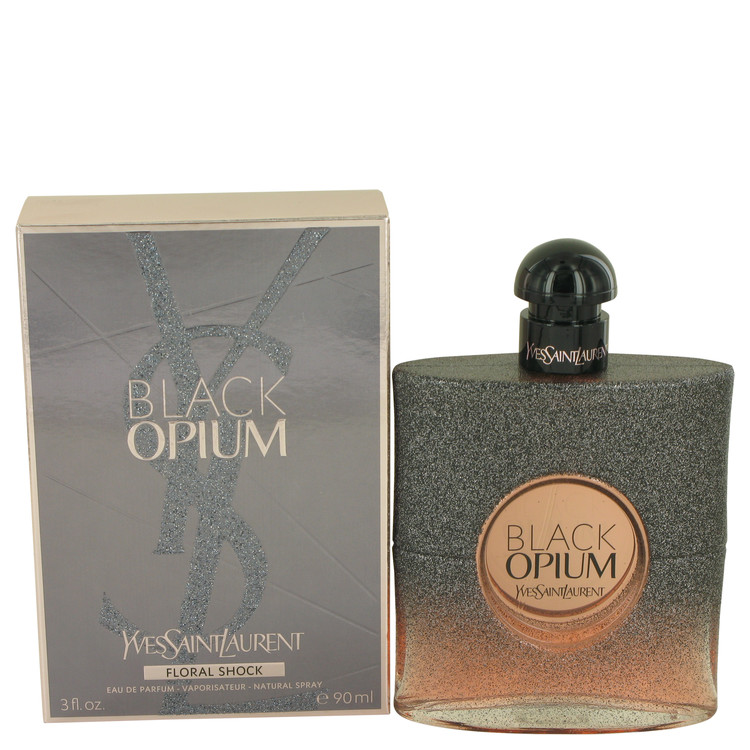 Black Opium Floral Shock by Yves Saint Laurent EDP Spray 50ml