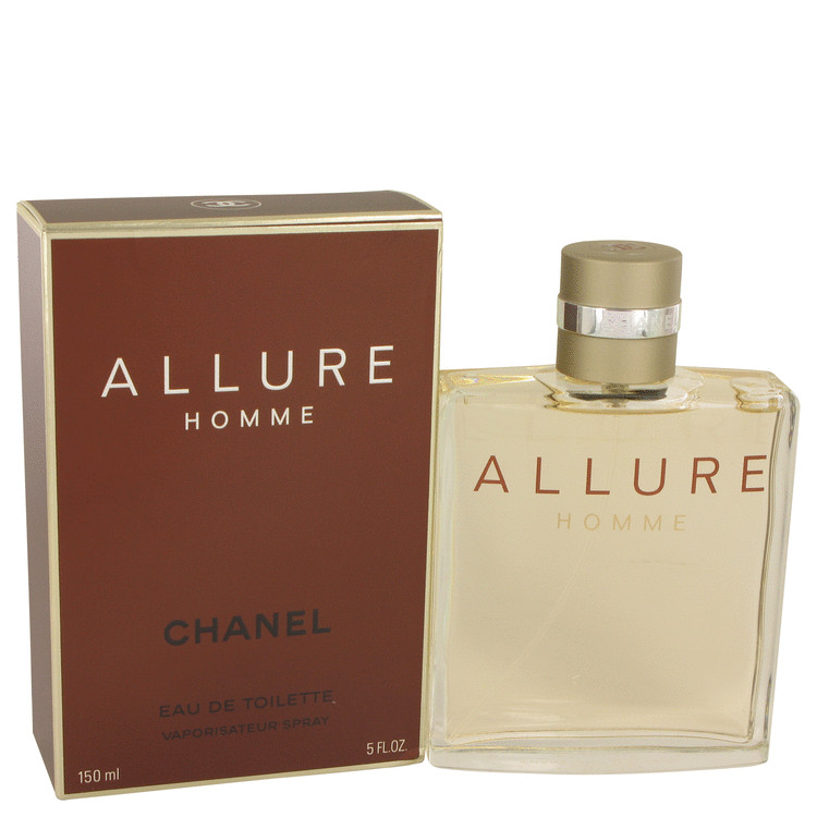 Allure by Chanel EDT Spray 150ml