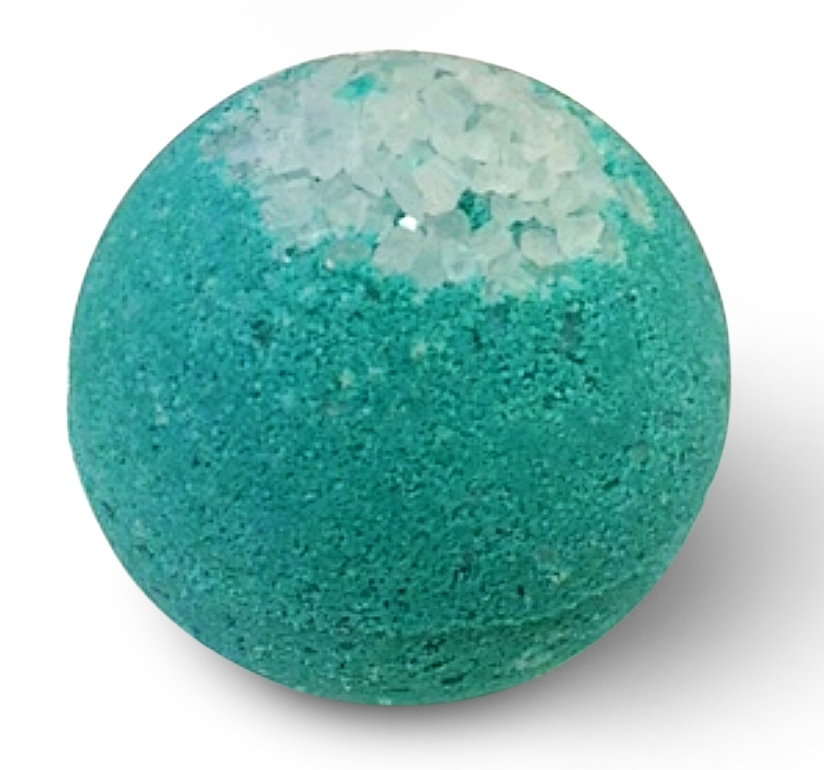 Hand Crafted All Natural Luxury Energise Bubble Salt Soak 135gms