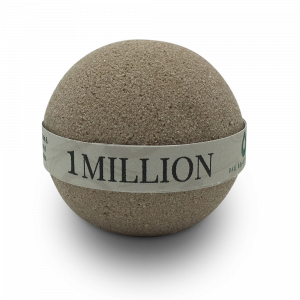 Hand Crafted All Natural Luxury 1 Million Bath Bomb 135gm