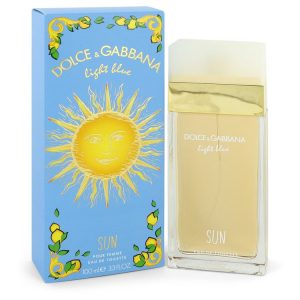 Light Blue Sun by Dolce & Gabbana EDT Spray 100ml
