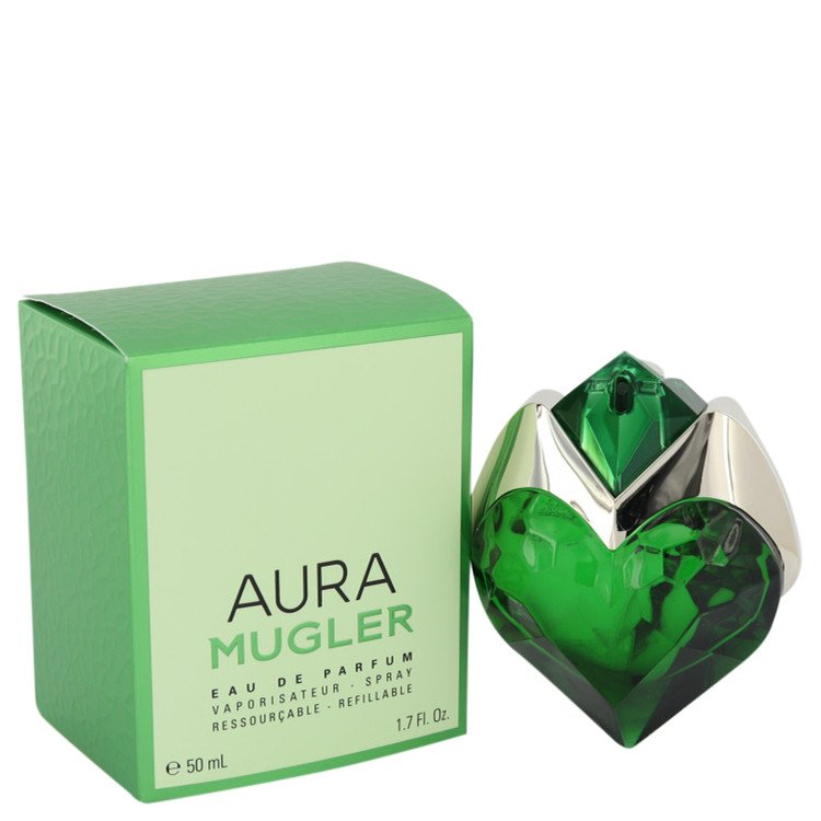 Mugler Aura by Thierry Mugler EDP Spray Refillable 50ml