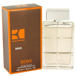 Boss Orange Man by Hugo Boss 100ml EDT Spray