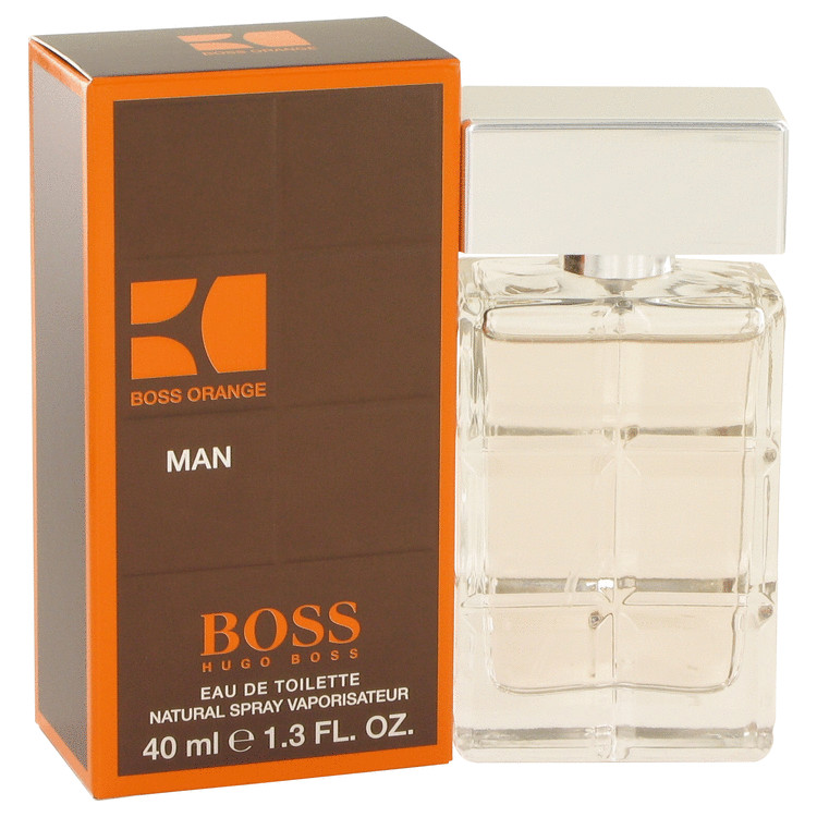 Boss Orange Man by Hugo Boss 40ml EDT Spray