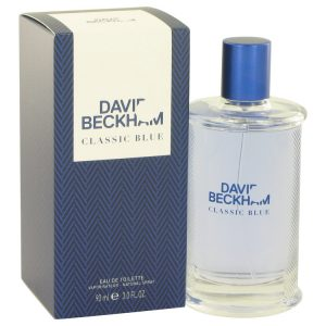 David Beckham Classic Blue by David Beckham 90ml EDT Spray
