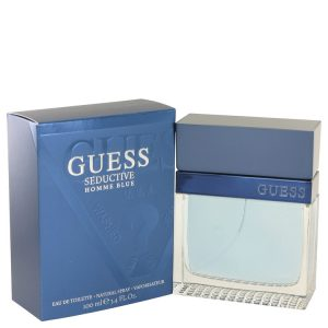 Guess Seductive Homme Blue By Guess EDT Spray 100ml