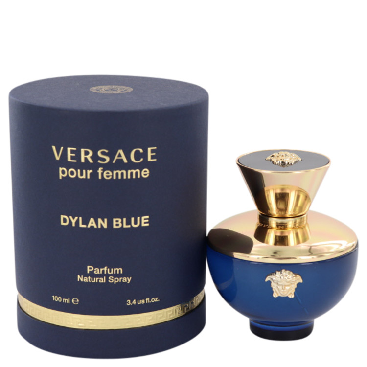 Versace Pour Femme Dylan Blue By Versace EDP Spray 100ml