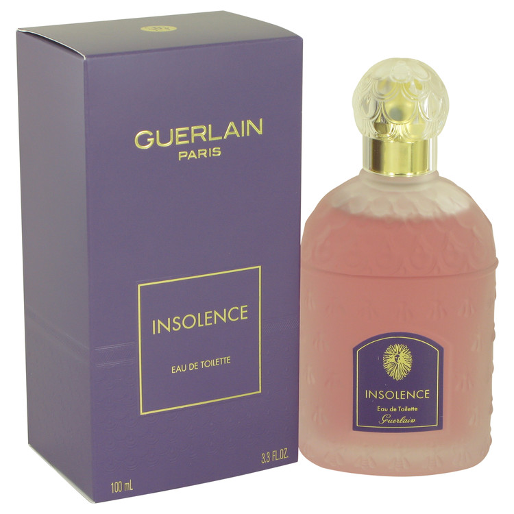 Insolence Perfume by Guerlain EDT 100ml (Reformulated)
