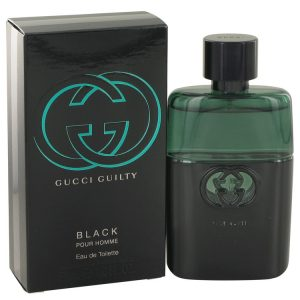 Gucci Guilty Black by Gucci EDT Spray 50ml