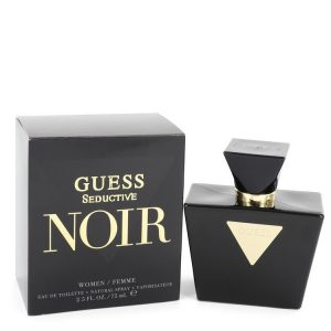 Guess Seductive Noir by Guess EDT Spray 75ml