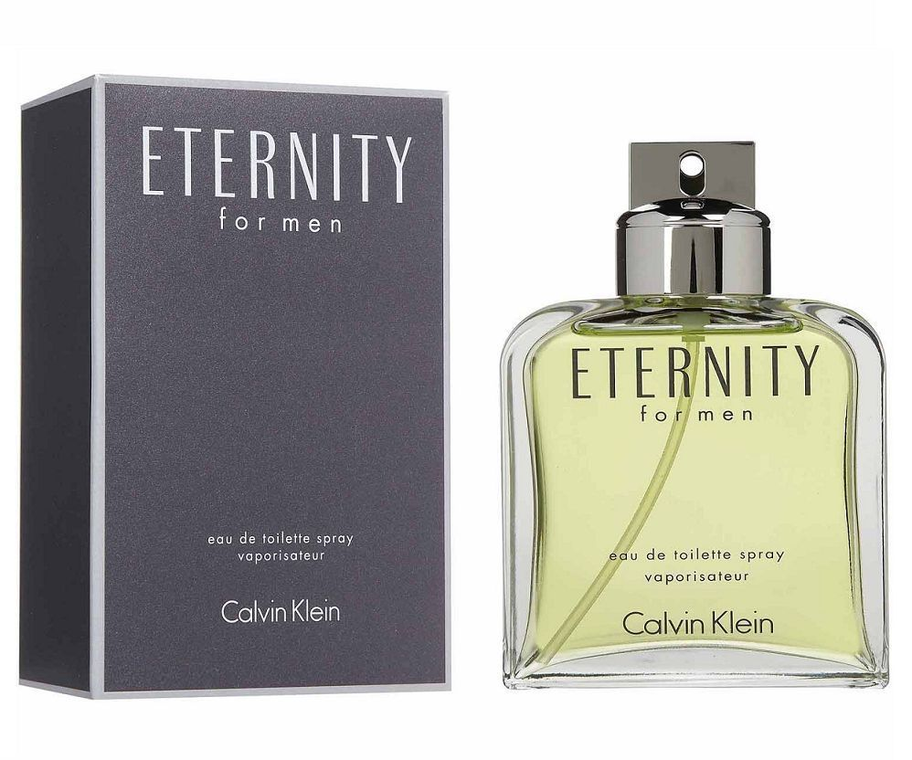 ETERNITY FOR MEN BY CALVIN KLEIN 100ML EDT SPRAY