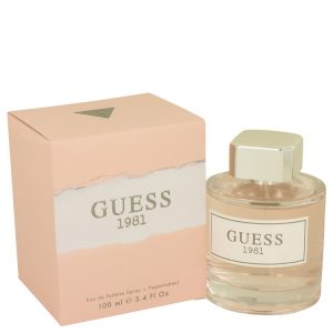Guess 1981 by Guess EDT Spray 100 ml