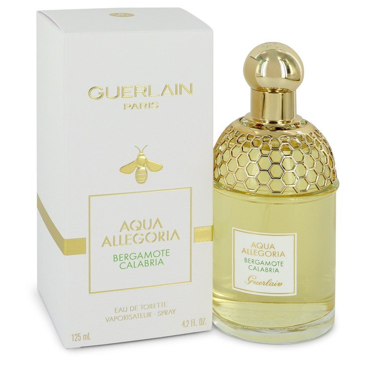Aqua Allegoria Bergamote Calabria by Guerlain EDT Spray 125ml