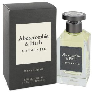 Authentic by Abercrombie & Fitch EDT Spray 100ml