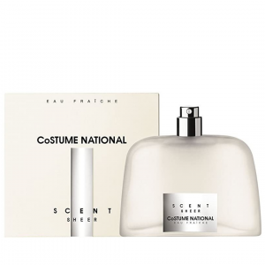 Scent Sheer Eau Fraiche by Costume National EDT Spray 50ml