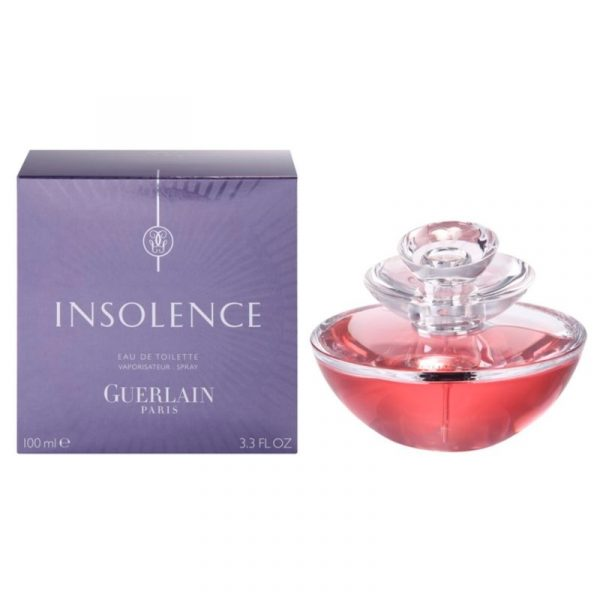 Insolence by Guerlain EDT Spray 100ml ORIGINAL COMPOSITION & PACKAGING