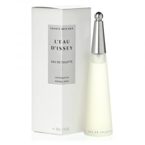 L'Eau D'Issey Pure by Issey Miyake EDT Spray 50ml