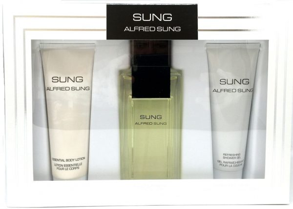 Sung by Alfred Sung 3 Piece Gift Set