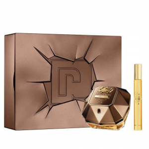Lady Million Prive by Paco Rabanne 2 Piece Gift Set