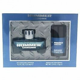 Chrome by Hummer 2 piece gift set