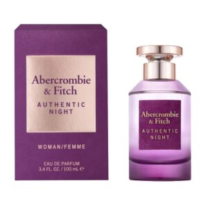 Authentic Night Femme by Abercrombie & Fitch EDP Spray 100ml