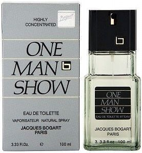 One Man Show by Jacques Bogart EDT Spray 100ml