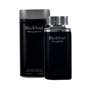 Black Soul by Ted Lapidus EDT Spray 100ml