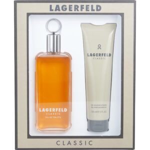 Lagerfeld Classic by Lagerfeld 2 Piece Set For Men